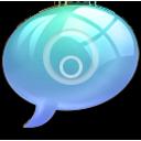 alert18 Light Blue icon