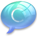 connect6 Light Blue icon