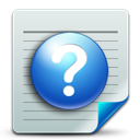 Document, Help, icon
