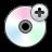 add, write, cd, plus icon
