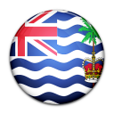 british, ocean, flag, indian, country, territory icon