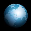 v, Web icon