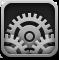 configure, option, config, setting, preference, configuration icon