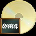 fichiers,wma icon