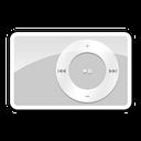 2g, Ipod, Shuffle, Silver icon