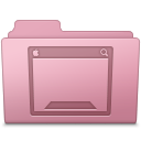 Desktop Folder Sakura icon