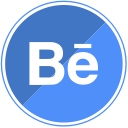 behance, share, design, social, web, media icon