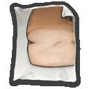 file, bread icon