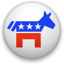 democratic,caucus icon