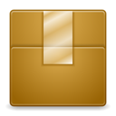 mimes package generic icon