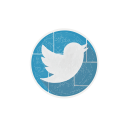 twitter, social, tweet, network, internet icon