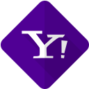 email, yahoo, talk, message, chat, communication, mail icon