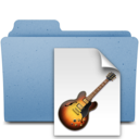 garageband projects icon
