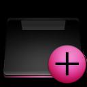 add, folder, plus icon