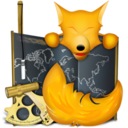 firefox,old,school icon