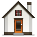 home,door,building icon