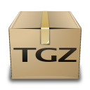 tar, compressed icon