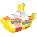 yellow,submarine icon