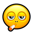 emot,smoking icon