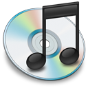 iTunes Black icon