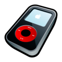 ipod, mp3 player icon