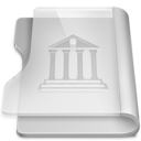 library,folder icon