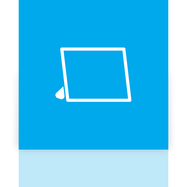 picture, viewer, mirror icon