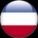 montenegro, serbia icon