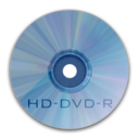 Drive HD DVD R icon