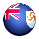 flag, country, anguilla icon