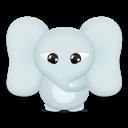 animal, elephant icon