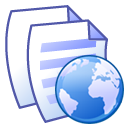 net, paper, document, file icon