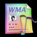 wma,file,paper icon