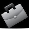 briefcase, bag icon