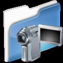 video, dossier icon