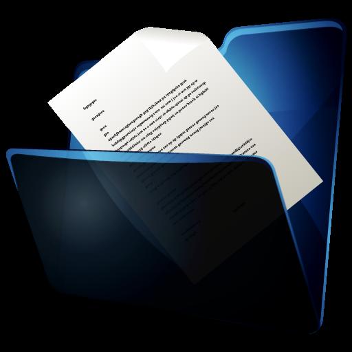 folderdocuments icon