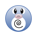poliwag, monster, go, pokemon, cute icon