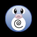 poliwag, monster, go, pokemon, cute icon