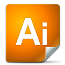 Adobe, , Illustrator icon