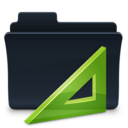 Projects Folder Badged icon