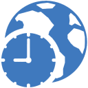 region, language icon