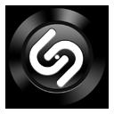 Android, Shazam icon