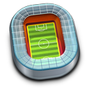 my computer, sport, football, building, computer, architecture, soccer, stadium icon
