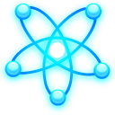 atom, katomic icon