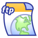 Location FTP icon