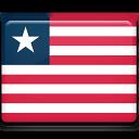 liberia, flag icon
