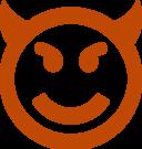 evil,emot icon