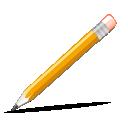 writing, draw, pen, edit, paint, write, pencil icon