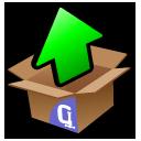 stuffit, expander icon | Spiffy icon sets | Icon Ninja