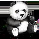 bear, teddy, toy, panda icon